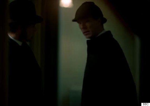 'Sherlock' Season 4 Trailer Reveals Benedict Cumberbatch And Martin Freeman In The 19th