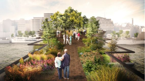 1000 Days: Building the London Garden