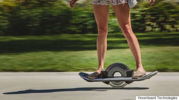 This $3,000 Hoverboard Works In The Real World And We Want