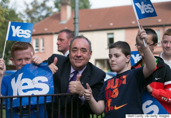 Alex Salmond Defends Comments On Charles Kennedy's 'Heart Not In Campaign To Save United
