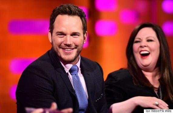 Chris Pratt Shows Off Essex Accent With Hilarious 'TOWIE' Impression On 'The Graham Norton Show'