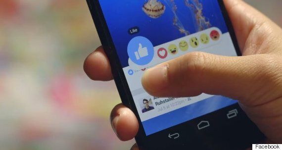Facebook Reactions Are Zuckerberg's Answer To The Dislike
