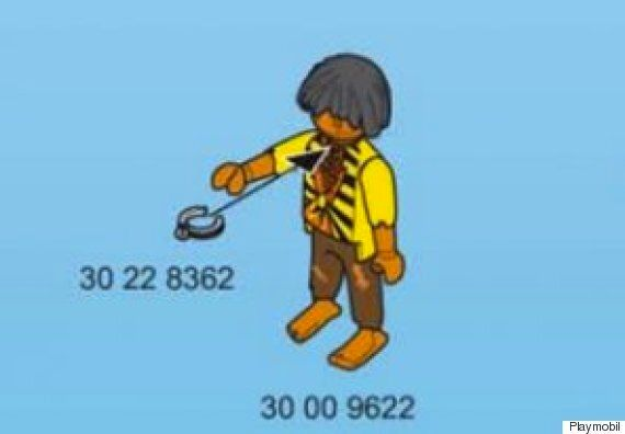 Playmobil Pirate Ship Includes 'Racist' Black Figurine With Slave