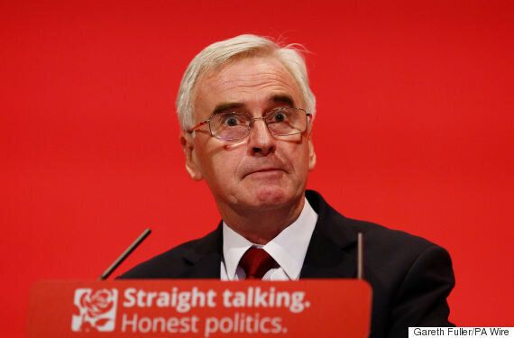 John McDonnell Tells Anti-Heathrow Airport Expansion Rally His Constituents Are 'Poisoned' By