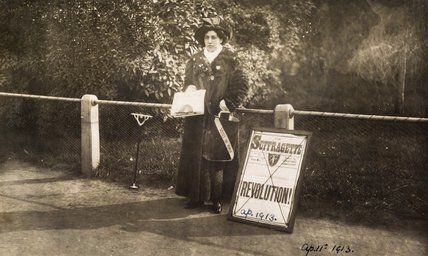 Asian Suffragettes: Women Who Positively Impacted