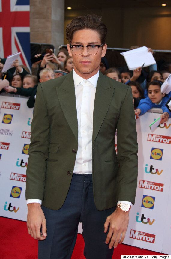 Perrie Edwards And Joey Essex 'Dating After Meeting At Pride Of Britain
