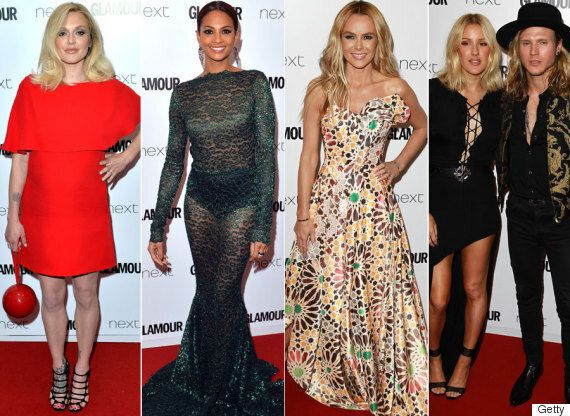 Glamour Awards 2015: The Best And Worst Dressed Stars On The Red Carpet