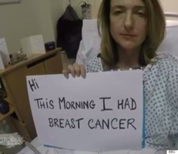 BBC Presenter Victoria Derbyshire Films Breast Cancer Video Diary From NHS Hospital