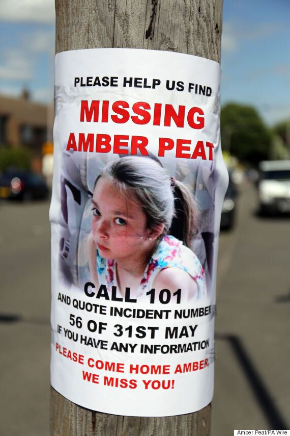 Amber Peat: Tributes For Teen Found Dead After Row With