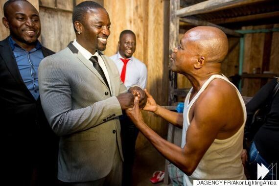 Akon Lighting Africa's Solar Academy Hopes To Bring Electricity To 600 Million