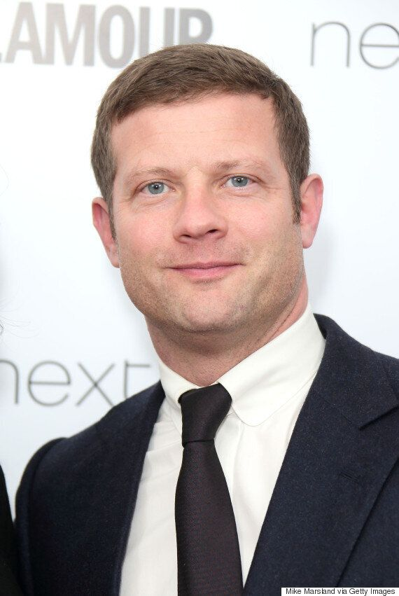 Dermot O'Leary Digs At 'X Factor' With 'Strictly Come Dancing' Support At Glamour