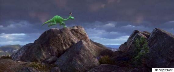'The Good Dinosaur' Trailer: Disney And Pixar Unveil Teaser For New Film