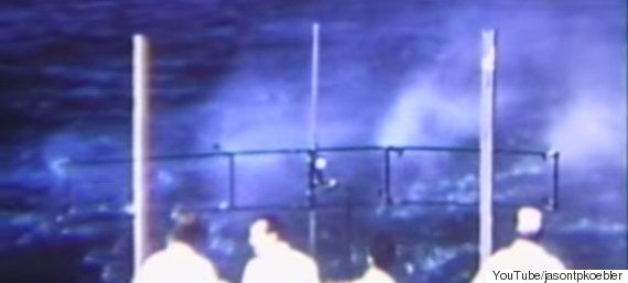 Rare Video Shows US Navy Testing Experimental Chemical Weapons In The