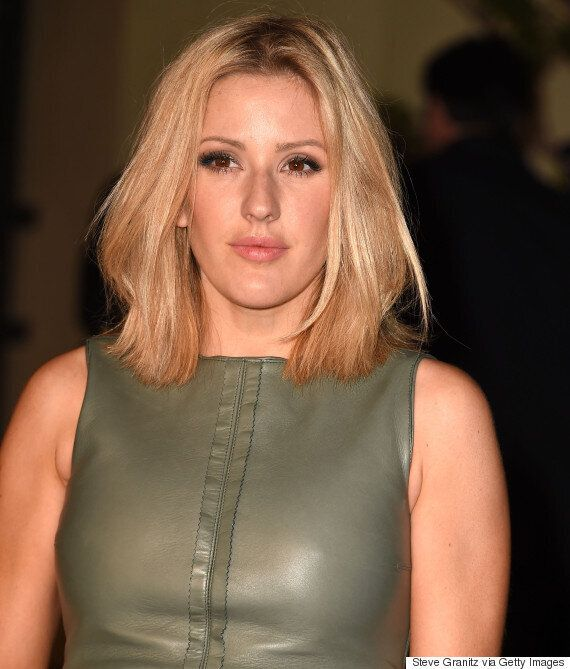 Ellie Goulding Clears Up Ed Sheeran, Niall Horan Love Triangle