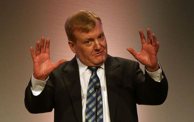 Charles Kennedy's 10-Year-Old Son Watches Commons Tributes: 'You Should Be Proud Of Your