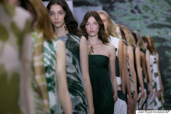 Diversity At Fashion Week: 79% Of Models At The Spring/Summer 2016 Shows Were