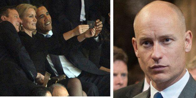 Stephen Kinnock, husband of Helle Thorning-Schmidt, has hit out at Barack