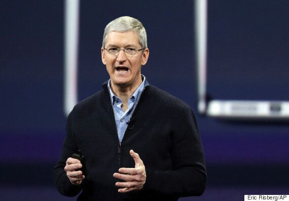 Tim Cook Delivers Powerful Speech Against Silicon Giants That Sell Your