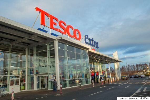 Tesco To Give Leftover Food To Charity As CEO Dave Lewis Admits He's 'Not Comfortable' With Levels Of