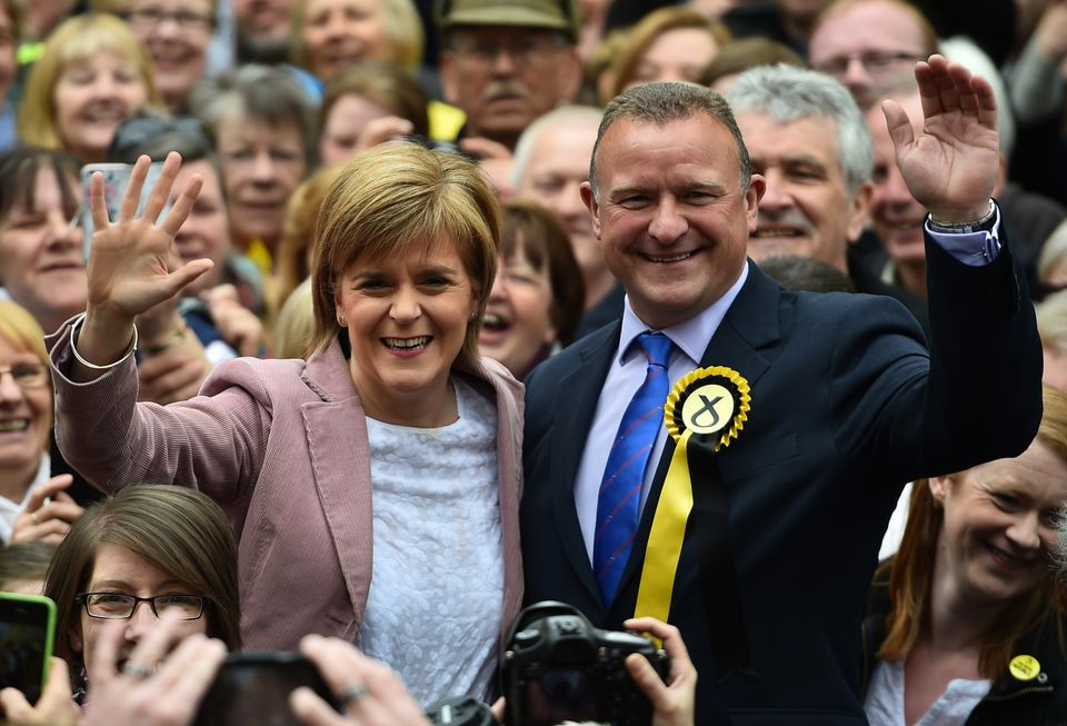 Danny Alexander Is A Nice Guy But He Made Bad Choices, SNP MP Drew Hendry On His Stunning Election