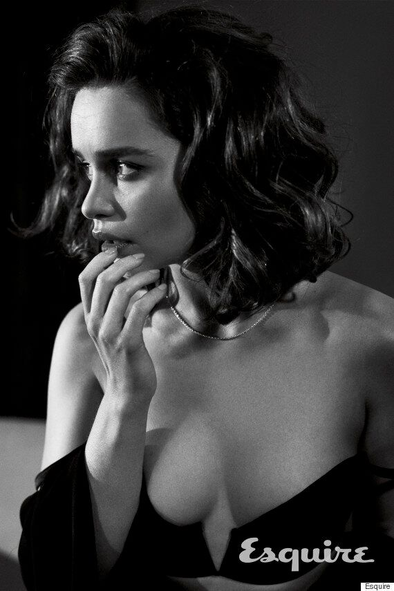 'Game Of Thrones' Actress Emilia Clarke Named 'Sexiest Woman