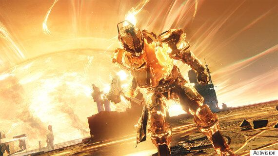 Destiny The Taken King Review: Pure