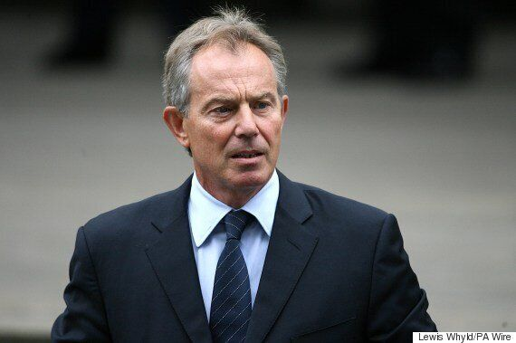 Tony Blair Lands Role Fighting Anti-Semitism At The European Council On Tolerance And