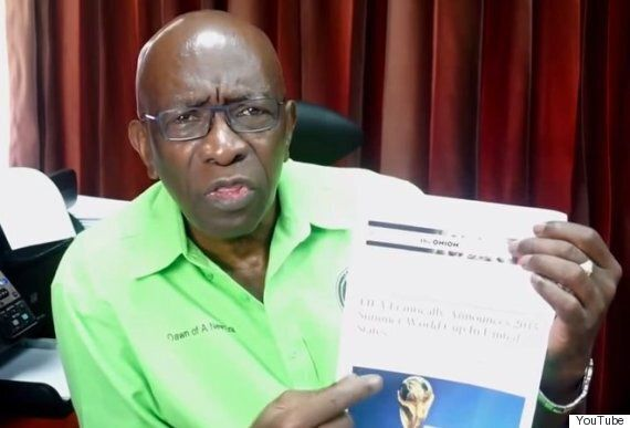 Fifa's Jack Warner Claims Link Between Sporting Body And Trinidad Elections And Promises 'Avalanche'...