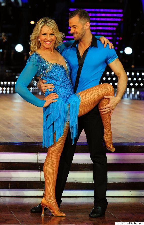 'Strictly Come Dancing': Fern Britton Blasts Her Former Dance Partner Artem Chigvintsev: 'He Would Kick...