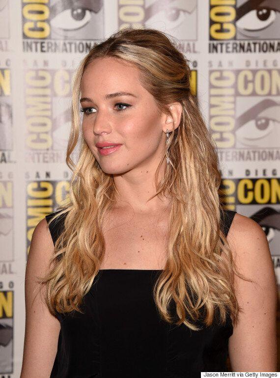 Jennifer Lawrence Slams Hollywood's Gender Pay Gap Following Sony Hack