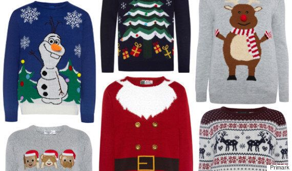 Primark Christmas Jumpers 2015: Every Single Style Available This Festive
