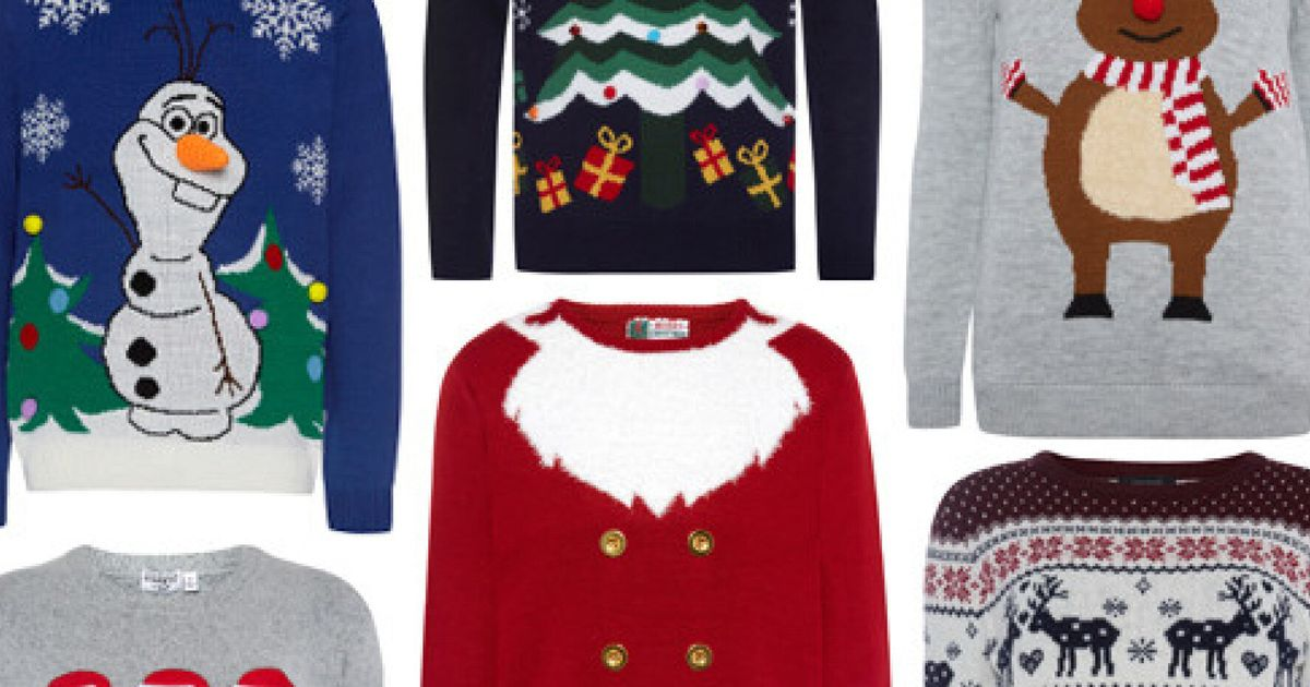 Primark Christmas Jumpers 2017 Every