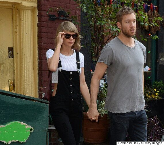 Ellie Goulding 'Played Matchmaker' For Taylor Swift And Calvin Harris Because Of Their