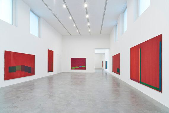 Damien Hirst Opens a New Art Gallery in