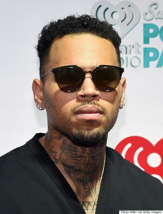 Chris Brown Denies Claims He Verbally Abused Flight Attendant And Blew Marijuana Smoke In Her