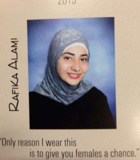 These Muslim Girls Have Written Epic Yearbook