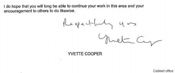 Prince Charles Letters Show Stark Difference Between Yvette Cooper And Andy Burnham's