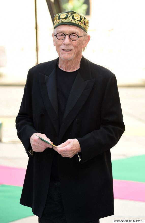 John Hurt Given 'Fantastic' Prognosis Following Pancreatic Cancer