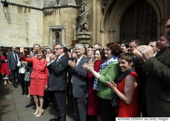 SNP MPs Blast 'Antiquated, 17th Century-Style Democracy' Voting In