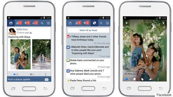 Facebook Lite App Is Less Than 1MB And Launches For Android