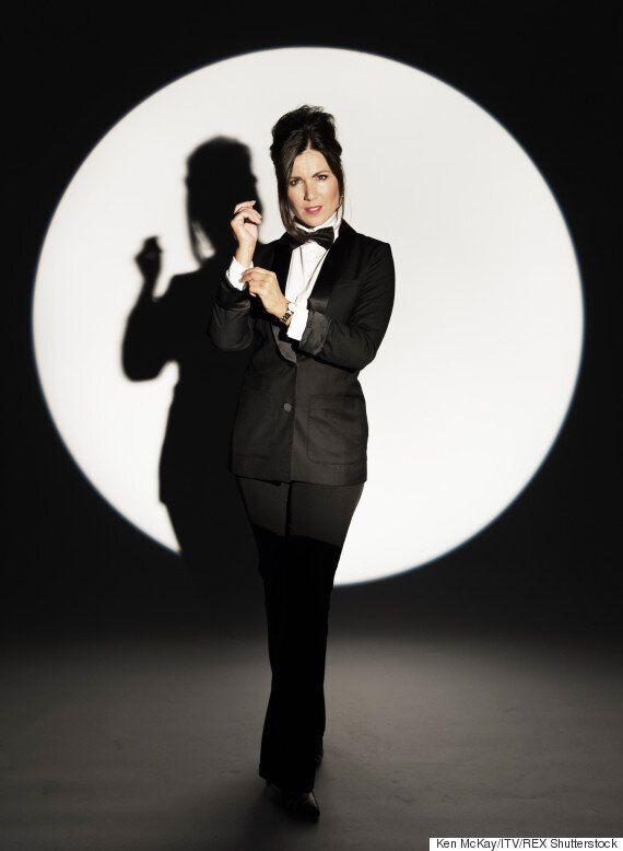 Susanna Reid's 'James Bond' Makeover Proves Nobody Does It