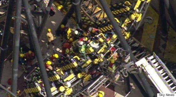 Alton Towers Closes The Smiler Ride After Crash, Thorpe Park's Saw Also