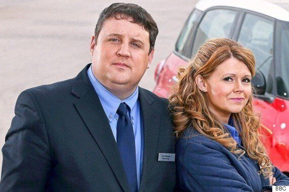 'Car Share' Star Peter Kay Admits He Had 176 Driving Lessons Himself, Before He Passed His
