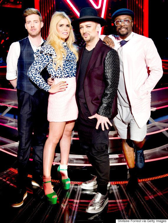 Boy George Talks Paloma Faith Row On 'The Voice': 'I Didn't Make Her Cry... Crying Is A Personal