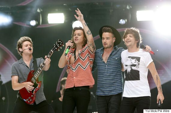 One Direction Earned A HUGE £202K A Day Last Year (And Will Earn Even More In