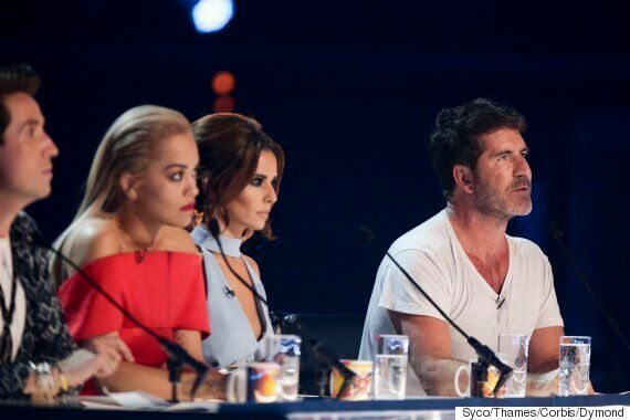 'X Factor': Mason Noise And Simon Cowell 'Clear The Air', Ahead Of Nick Grimshaw's Judges'