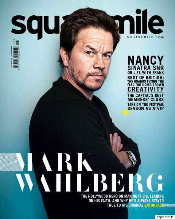 'Entourage' Star Mark Wahlberg Reveals His Own Real-Life Entourage Wanted To Move Into His Family