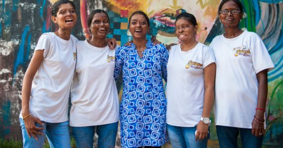 A New Lease of Life for Acid Attack Survivors in