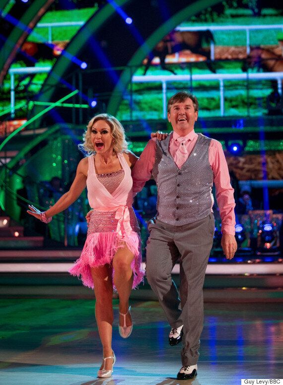'Strictly Come Dancing': Kristina Rihanoff Rushes To Defend Daniel O'Donnell, Following 'Old Man' Press