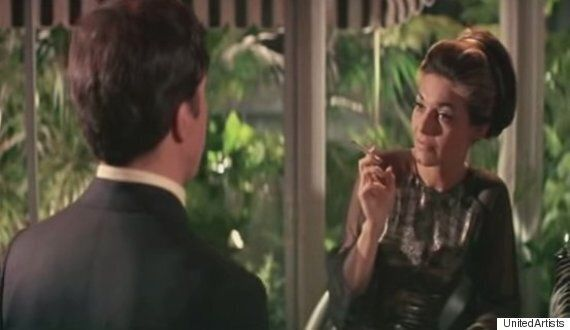 10 Years Ago Today... We Lost Anne Bancroft. We Remember Her Mrs Robinson In This Remarkable Seduction